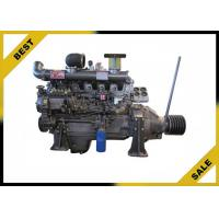 Turbo Inter Cooled Stationary Diesel Engine 130 Kw 260 Kg Electric Start