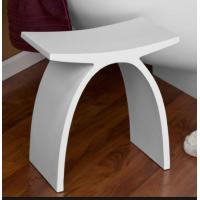 Wholesale Adult Acrylic Shower Seat Stool Indoor Home Bath Shower Seat from china suppliers
