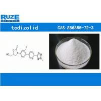 Wholesale Supply high quality antibacterial drug Antineoplastic Medication Tedizolid CAS 856866-72-3 from china suppliers