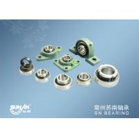 Quality Agricultural Ball Bearing Unit / Industrial Pillow Block Low Noise / Pillar Block Bearing for sale