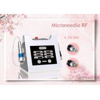 Wholesale Professional Fractional RF Microneedle Machine , Face Lifting Wrinkle Removal Machine from china suppliers