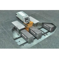 Buy cheap Underground Horizontal Waste Transfer Station System Underground Waste Container from wholesalers
