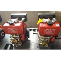 3.8HP 3600rpm Low Noise Diesel Air Cooled Engines , Agricultural Diesel Engine