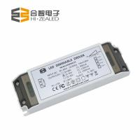 China 60W constant current 0-10V,PWM,resistance dimmable led driver for panel light on sale