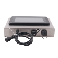 Wholesale 7inch Industrial Panel Computer , Embedded Panel Pc Ip65 Waterproof from china suppliers