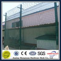 Wholesale Heavy duty weld mesh 358 fencing from china suppliers