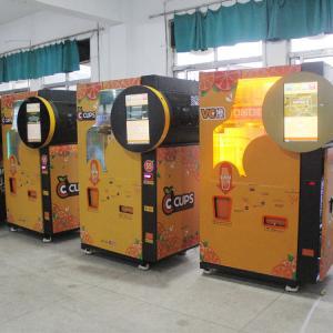 Wholesale Orange Juice Vending Machine From Orange Juice Vending
