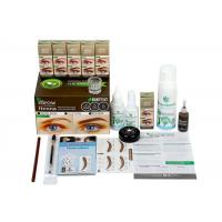 Wholesale 6 Colors Cosmetic Tattoo Pigments / Natural Tint With Tattoo Effect Henna Eyebrow Kit from china suppliers