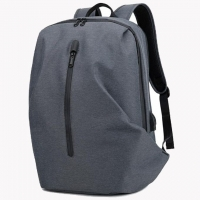 Wholesale Rechargeable Nylon Travel Laptop Backpack With Hidden Zipper from china suppliers