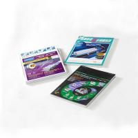Wholesale Art, coated, ivory paper Glossy or matt lamination offset Custom Magazine Printing from china suppliers
