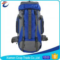 Wholesale Nylon Materials Lightweight Hiking Backpack / Heavy Duty Backpacks Unisex Gender from china suppliers