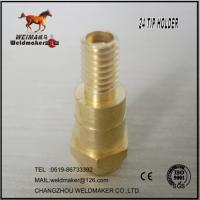 Wholesale 24KD Brass contact tip holder from china suppliers