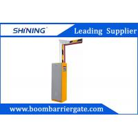 Wholesale Automatic Parking Lot Boom Barrier Gate Easy Open With 6m Boom Folding Arm from china suppliers