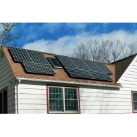 Wholesale Stand AloneHome Solar Power System 17% Conversion Efficiency 25 Years Warranty from china suppliers