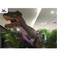 Wholesale Sunproof / Waterproof Life Size Jungle Animals With Infrared Sensor / Remote Control from china suppliers