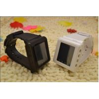 Wholesale Wearable Device Blue Tooth Wrist Android Smart Watch Phone 900 / 1800 / 1900 Mhz from china suppliers