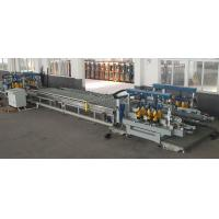Wholesale 1600 mm Glass Straight Line Edging Machine Double Edger For Solar Glass from china suppliers