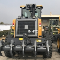 Wholesale Road Asphalt Heavy Construction Machinery GR180 Tow Hydraulic Motor Grader Machine from china suppliers