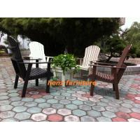 Wholesale plastic-wood adirondack chair from china suppliers