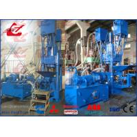 Strong force scrap metal hydraulic sawdust briquette press