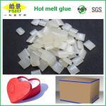 Wholesale Carton Sealing EVA Hot Melt Adhesive ,  Pressure Sensitive Packing Glue from china suppliers