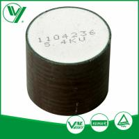 China Small Size Surge Protection Metal Oxide Varistor Lightning Protector MOA Resistor Disc wholesale