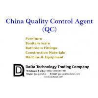 China reliable quality control service QC service for white ceramic sanitary ware bathroom accessories hard ware