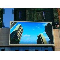 Wholesale 1RGB Outdoor Full Color Led Signs , P5 Programmable Led Display 1/8 Scanning Mode from china suppliers
