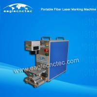 Wholesale Portable CNC Fiber Laser Nameplate Marking Machine for Sale from china suppliers