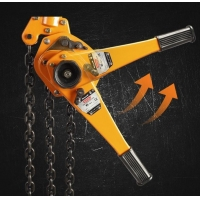 Buy cheap 9 Ton Lever Chain Hoist With One Year Guarantee / Manual Chain Hoists from wholesalers