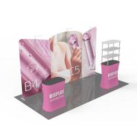 Wholesale 3X6 Reusable Trade Show Booth Displays , Pop Up Exhibition Stands Machine Washable from china suppliers