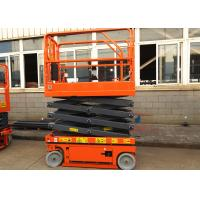 Wholesale 8m Hydraulic Drive Self Propelled Aerial Work Platform Safety Extendable from china suppliers