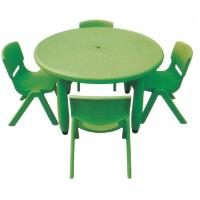 CE Certificated Daycare Plastic Children Table And Chairs Set Of Indoorplaygr