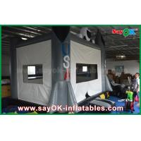 Wholesale 0.6mm PVC 4x3m Grey Inflatable Jumping Castle Popular Happy Hop Bouncy Castle from china suppliers