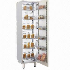 Larder units images images of larder units for Cheap tall kitchen units