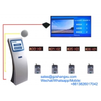 Buy cheap Interactive Intelligent Multimedia Token Number Management Bank Queue System from wholesalers