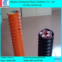 Wholesale COD(Corrugated Optic Duct) pipe making machine extruder manufacture from china suppliers