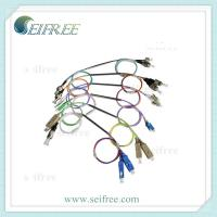 Wholesale 1X2 SMF-28e fiber optic FBT (Fused) Coupler/splitter from china suppliers