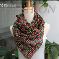 Fashion Modal / Silk And Cotton Scarves Neck Scarves For Women / Mens