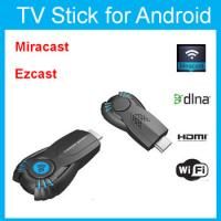 China Ezcast Miracast Dongle TV stick DLNA Miracast Airplay Mirror better than chromecast wholesale