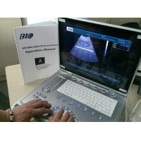 Wholesale PC Based B / W Portable Ultrasound Scanner 15 inch Laptop Screen Only 5kgs Weight Convenient to Carry from china suppliers