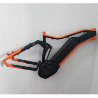 43219868e06 27.5er Electric Full Suspension Bicycle Frame Bafang G330 Aluminum Trail  Ebike. Contact Supplier