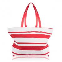 Wholesale Red Nylon Female Zippered Bank Bags With One Shoulder Reusable from china suppliers