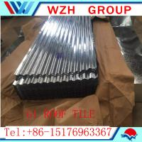 Buy cheap 0.13-0.5 mm 900-800 corrugated steel sheet from wholesalers