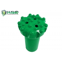 Buy cheap Mining Top Hammer GT60 127mm Carbide Flat Face Threaded Button Bit from wholesalers