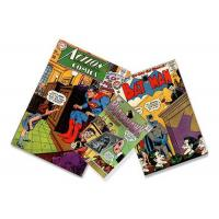 Wholesale Offset Printing Comics Print On Demand Custom Marvel Comic Books Printing Service from china suppliers