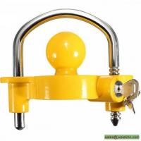 Heavy Duty Universal Towing Security Trailer Ball Hitch Lock
