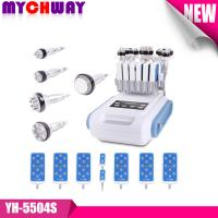 Wholesale Long Working Lifetime Unoisetion+Bipolar+Octupole+Quadrupole+Eight-polar Vacuum Rf Cavitation 2.0 Spa from china suppliers