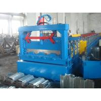 Wholesale 22-30Kw Steel Deck Roll Forming Machine with PLC systems from china suppliers