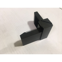 Wholesale CNC Drainage Corner Key Anodised Aluminium Extrusions from china suppliers